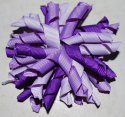 Spiral Hair Bow - JEC-LPP-13